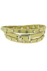 "Armband ""Mini-Stars"" beige"