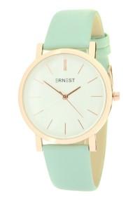"""Ernest horloge """"Rosé-Andrea"""" mint"""