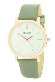 "Ernest horloge ""Rosé-Andrea"" groen"