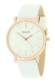 """Ernest horloge """"Andrea"""" wit"""