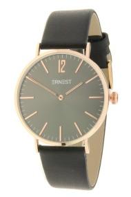"""Ernest horloge """"Lechita"""" zwart-zwart"""