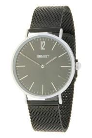 "Ernest horloge ""Metal-Lechita"" bi-color rosé-zilver"