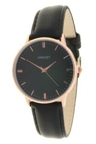 "Ernest horloge ""Fancy-Andrea"" rosé-zwart"