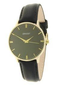 """Ernest horloge """"Fancy-Andrea"""" goud-zwart"""