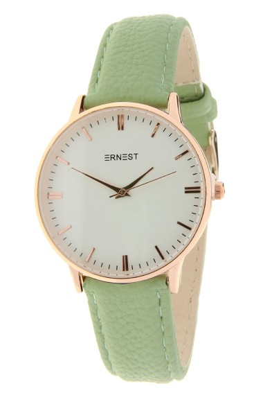 """Ernest horloge """"Fancy-Andrea"""" groen"""