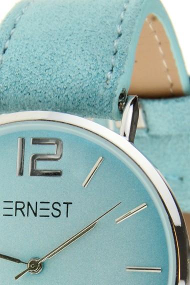 Ernest horloge Silver-Cindy-SS18 lichtblauw