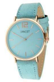 Ernest horloge Rosé-Cindy-SS18 lichtblauw