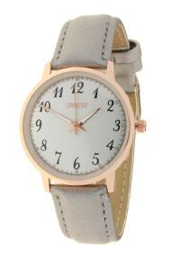 """Ernest horloge """"Robin"""" zilver"""